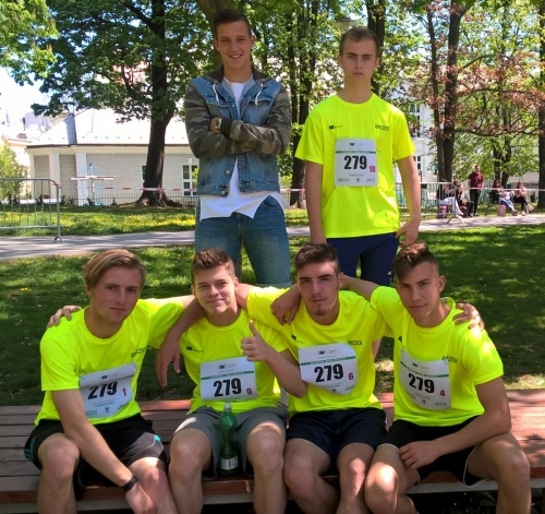 délka maratonu